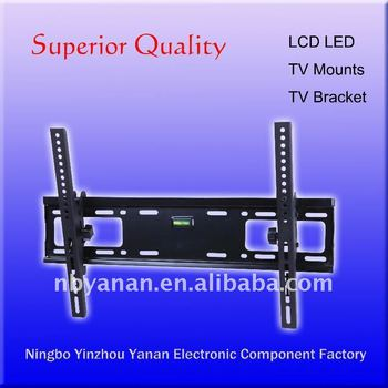 "Tilting lcd tv wall mount with high quality and low price for 32"" to 55"" screen"
