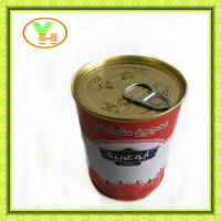70G-4500G China Hot Sell Canned tomato paste,fruit and vegetable export
