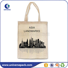 High quality cotton canvas tote bag wholesale
