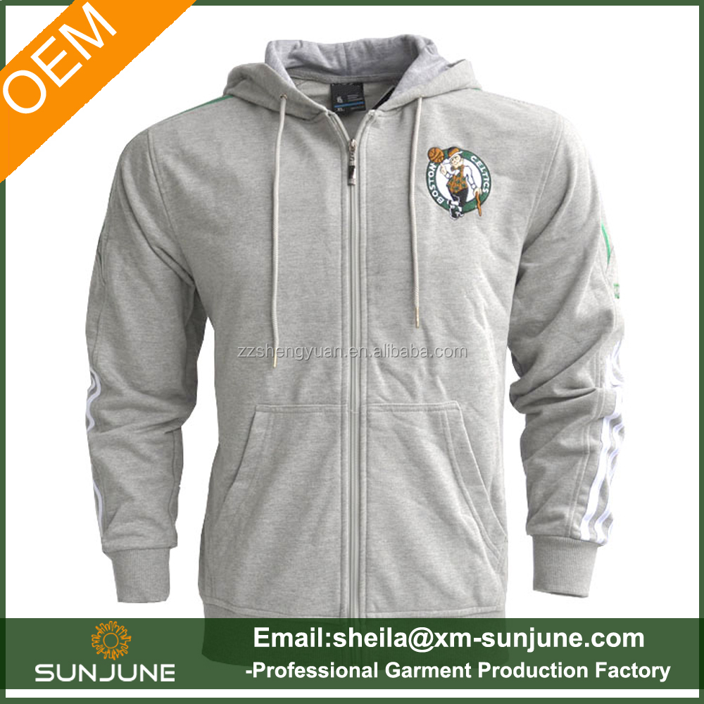 Custom logo OEM Men plain cotton fleece sweat suits