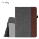 Premium Leather Folio Stand Cover for iPad 9.7 2018/2017, iPad Air 2, iPad Air Case