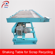 Specific Gravity Table for Aluminum Scrap Recycling