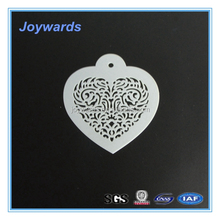 2016 new style wholesale food grade stencil cake round shape decorate baking stencil