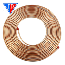 R410A Pancake Coil Copper Pipe for HVAC System