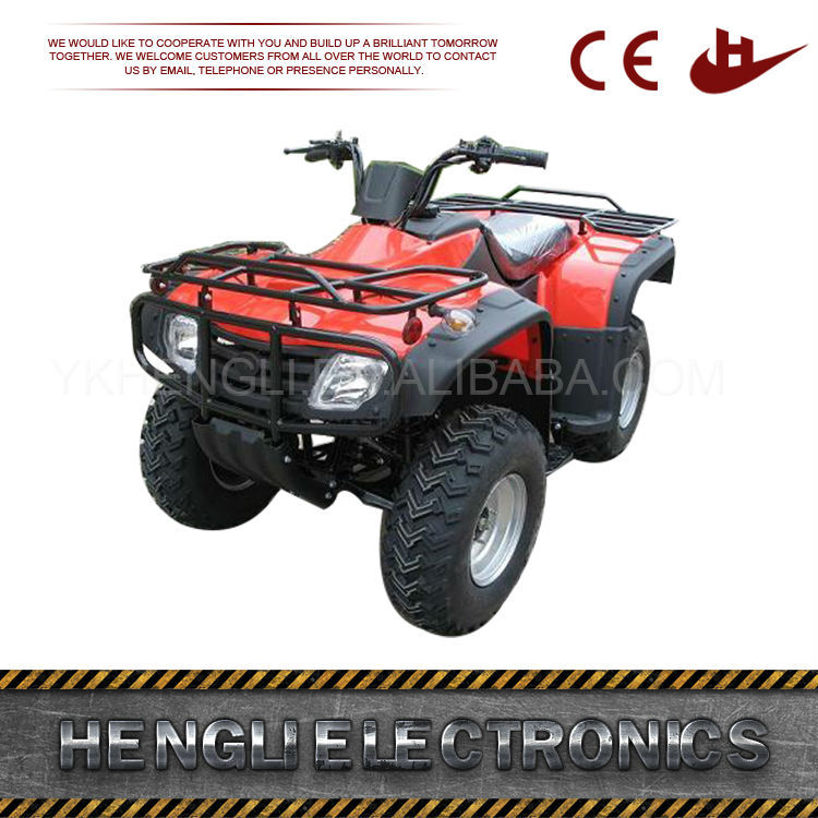 Shaft Drive Kids 49Cc Atv 110Cc Utv With Ce