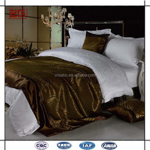 Trade Assurace Wholesale Four Season Used Hotel Bedspreads Flat Fitted Sheets/Hotel Bed Sheet