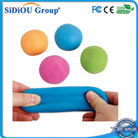 solid color stretch bounce back ball