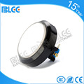 100MM round momentary led illuminated push button switch for arcade game machine