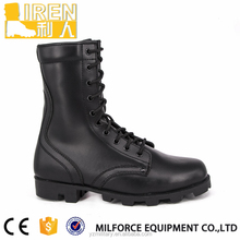LIREN-High ankle cow leather upper british army goodyear army boot combat boot