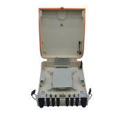 Manufacturer Telecommunication Ftth Distribution Box With