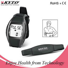 calorie pulse watch chest belt with good quality from kyto direct factory
