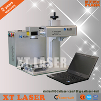 Portable Fiber Laser Marking Machine system for iphone