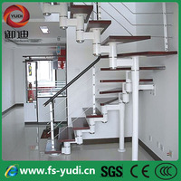 hard wood handrail for balcony/stair decoration