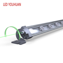 Architecture Lighting 18W 24V hot selling SMD3030 High Cri80+ led rgb wall washer