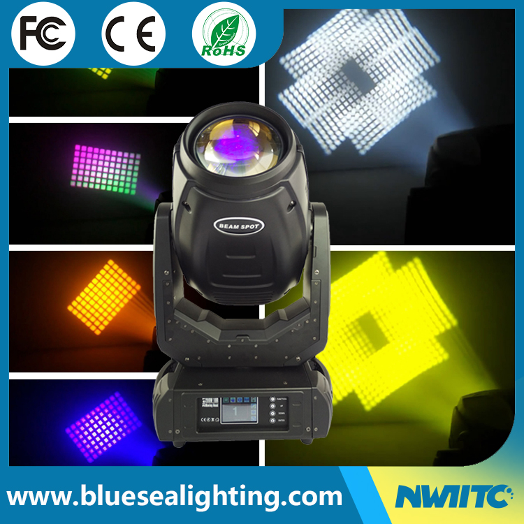 New robe <strong>pointe</strong> 10r 280 beam spot wash 3in1 moving head light