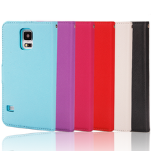 2 in 1 Cross Pattern Wallet Leather Phone Case Card Holder with Display Stand for Samsung Galaxy S5 I9600