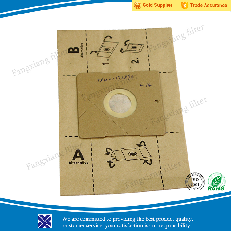 Home Appliance Sanyo and Delonghi and Daewoo Vacuum Cleaner paper filter bag