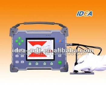 IDEA-2D portable Multi-frequency eddy current testing instrument
