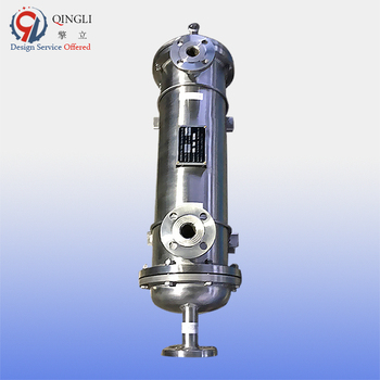 High pressure sus304 stainless steel shell and tube Heat exchanger