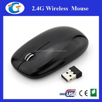 Kids Computer Optical Wireless Mouse for Promotional Gift Item