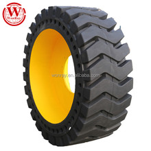 China 1400-24 14.00-24 road grader solid tires for motor grader
