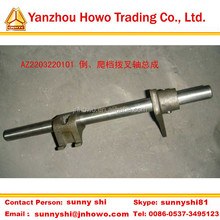 Sinotruk howo parts gearbox reverse shift fork AZ2203220101