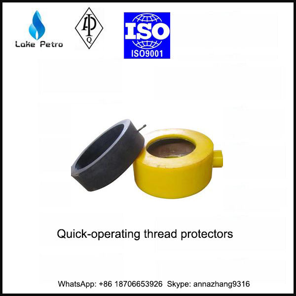 API high quality Quick-operating Thread Protector for casing