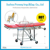 CE & FAD Approved Military Folding Ambulance Stretcher (PWS-3D)