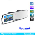 HD 2.7 inch car camera, mirror car dvr