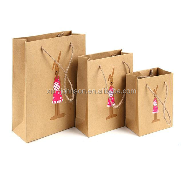 Customized Eco Friendly Reusable Gift Foldable Tote Paper Shopping Bag