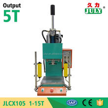 factory price JULY brand ceiling tile hydraulic press machine