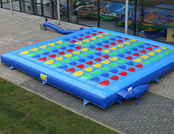 NEVERLAND TOYS Giant Inflatable Twister Game For Sale Adults