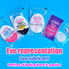 5ml Water Based Personal lubricant Sachet CONDOM LUBRICANT SACHETS - Direct From Manufacturer