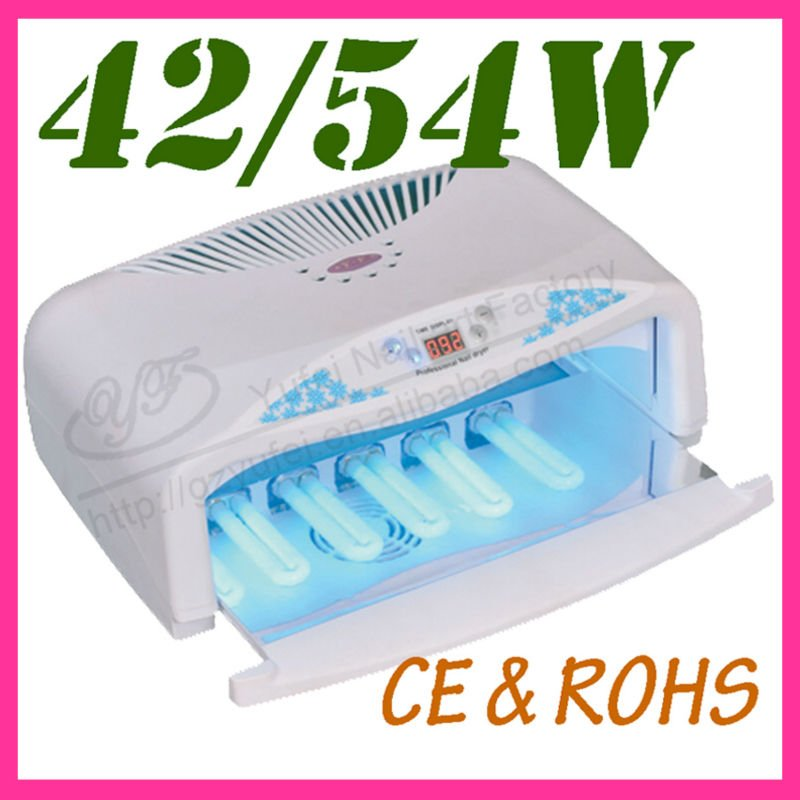 Ikonna 42W Gel Curing uv ray lamp/ Light Nail Dryer