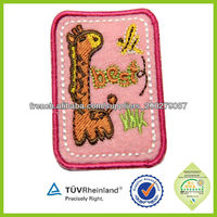 Latest design free samples fashionable sequin embroidery patches