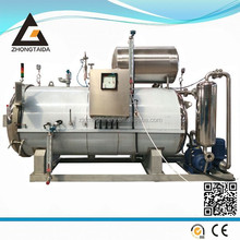 Water Spray Autoclave HTST Sterilization