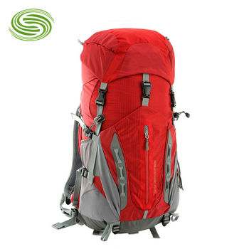 50L Backpack Mountaineering Bags Travel Bag Outdoor Camping Bags Hiking Backpack