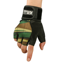 half Finger Cycling Gloves racing breathable sports bike glove