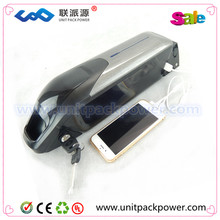 Hot selling bosch 36v e-bike battery 36v 8ah dolphin case li ion battery