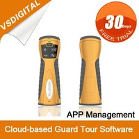 China wholesale gprs online guard control/guard tour system
