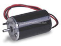size 63mm brushed pm dc motor, used for off-highway mobile vehicles