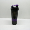 Wholesale Protein Shaker Sports Bottle Protein Shaker with Shaker Ball 700ML
