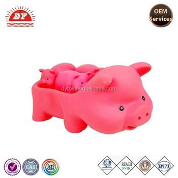 Custom Squishy Toys : Custom Squishy Cute Pig Family Vinyl Toy, View squishy cute pig family vinyl toy, DY Product ...