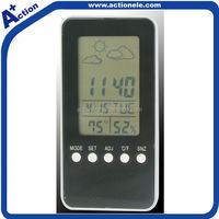 Promotion Weather Station Digital Table Alarm Clock