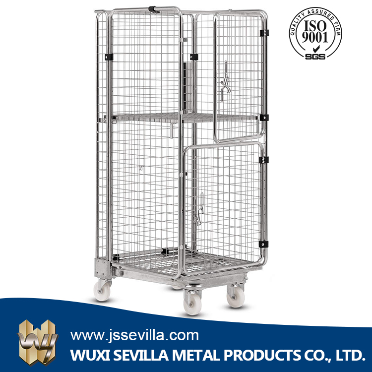 New Design Products roll cage logistics cart roll trolley roll contain