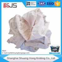 Light printing T-shirt rags cleaning wipes waste textile
