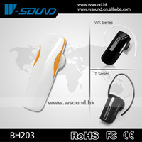 Wholesale cell phone accessory Wsound stereo bluetooth headset