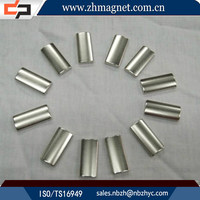china supplier customize size wind generator Magnet arc neodymium magnets chinese supplier
