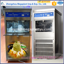 Korea snow dry ice fog machine /snow ice shaving machine price
