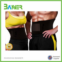 Slimming body shaper neoprene magnetic waist loss belt